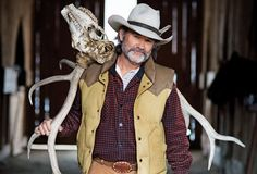 From Tombstone's Wyatt Earp to Bone Tomahawk's cannibal-wrangling sheriff, Kurt Russell isn't afraid of a challenge. Oliver Hudson, Kate Hudson, Bone Tomahawk, Goldie Hawn Kurt Russell, Ashley Davis, Richard Jenkins, Perfect Together, Cowboys And Indians, Movies