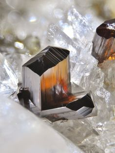 Aesthetic mineral photography and fine art prints of natural minerals and crystals - fascinating motives for interior design