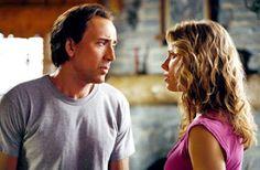 """Nicolas Cage, Julianne Moore e Jessica Biel em O VIDENTE (Next). 1-""""Eu vou voltar pode demorar um dia ou um mês mas se poder esperar eu vou te achar."""", 2-""""O grande lance do futuro é que ele muda cada vez que você olha para ele; justamente porque você olhou para ele… e isso, muda todo o resto."""""""