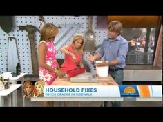TODAY SHOW featuring Eric Stromer of Home Wizards: Summer Fixes TODAY Show featuring Eric Stromer of Home Wizards presents: Fix it- 3 solutions to common home repairs.   Summer fix-it tips brought to you by Eric Stromer of Home Wizards!