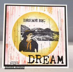 Artistic Outpost Stamp set: Wander and Dream