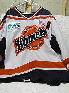 ef6bdb7af94 Fort Wayne Komets hockey jersey - Google Search