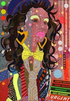Beauty illustration of a lady by Sarah Beetson Illustration Story, Beauty Illustration, Illustration Styles, Fashion Illustrations, Pop Art, Museum Of Childhood, Arte Pop, Arts Ed, Artist Art