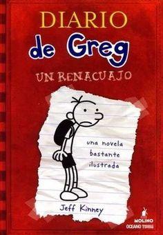 Diario de Greg - Jeff Kinney (UL) [7 Libros]