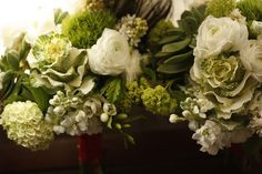 Bella Vista Flower Merchants Blog: We Love Succulents in Wedding Bouquets