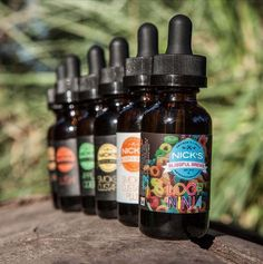 Nick's Blissful Brews - Loop Ninja eJuice eLiquid!
