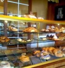 Pavel's Bakerei in Pacific Grove, CA. Awesome! The best cheese danish ever! Also great was apple fritter and sourdough baguette