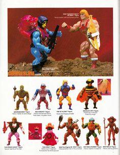 ISSUU - Mattel 1986 Dealer Catalog by OrangeSlime.com