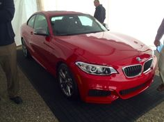 Leaked new BMW 2 series (m235i)