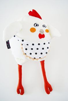 Chicken Plush by milipa