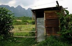 Image result for outside loo