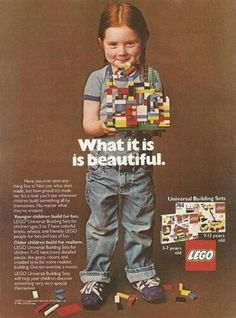 love it!  My girls play lego- they just build houses instead of spaceships!