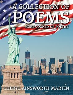 "Cheryl Ainsworth Martin has written a new poetry book entitled: ""A collection of Poems: More cooked up poetry"" News Finance, Financial News, Latest News Headlines, News Latest, Denver News, Moving On In Life, Becoming A Teacher, Collection Of Poems, Visit California"