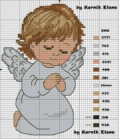 Cross Stitch Angels, Fairy Princesses, Cross Stitch Patterns, Couture, Embroidery, Baby, Crafts, Cross Stitch Embroidery, Toddler Girls