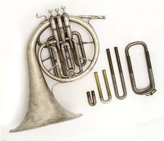Mellophone in F / E♭ / C (The H.N.White Co, 1925)