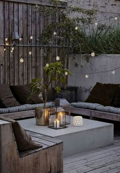 Simple and fresh small backyard garden design ideas (6) #BackyardGardening