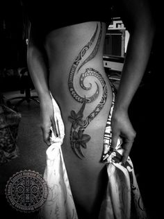Here Are 24 #Tribal Tattoos That You Have to See to Believe ...