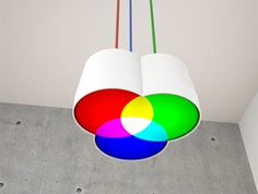 I want this RGB lamp. It would be awesome in a kids room.