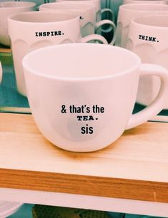 See more of erinobx's content on VSCO. Make Me Happy, Are You Happy, Vsco, Happy Vibes, Cute Mugs, My New Room, Just In Case, Coffee Cups, Coffee Time