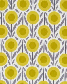 print & pattern: FABRICS - cloud9 : house & garden