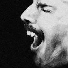 Bohemian Rhapsody- vocals only. This is breathtaking [CLICK for link, then click on Freddie's face)