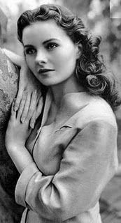 Jeanne Crain...gorgeous!