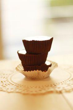 Homemade Peanut Butter Cups (2)