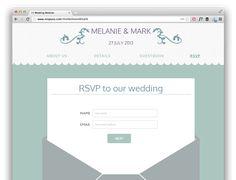 Best Wedding Rsvp Sites - The Best Wedding Picture In The World Wedding Rsvp, Wedding Invitations, Rsvp Wording, Wedding Planer, Wedding Website, Etiquette, Wedding Pictures, Perfect Wedding, Create Yourself