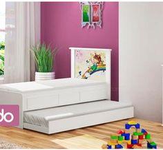 Só pelo Rosa da parede :)  Pro quarto da Lele #color