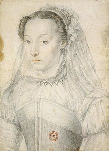 Marie of Cleves, Princess of Condé, Francois Clouet. Marie of Cleves or of Nevers (Marie de Clèves, Marie de Nevers; 1553–1574), by marriage the Princess of Condé, was the wife of Henry, Prince of Condé, and an early love interest of King Henry III of France. 2nd cousin once removed of Anne of Cleves, briefly the wife of Henry VIII. Her brothers-in-law were Henry I, Duke of Guise and Louis Gonzaga, Duke of Nevers.