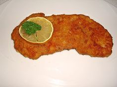 Schnitzel from the oven, a very nice recipe from the pig category. Healthy Eating Tips, Healthy Nutrition, Vegetable Drinks, Vegetable Recipes, Humba Recipe, Beef Mechado, Polish Recipes, Pork Dishes, Chicken And Vegetables