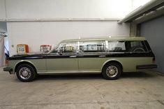 Rolls-Royce Silver Spirit Estate als Kombi in Bopfingen
