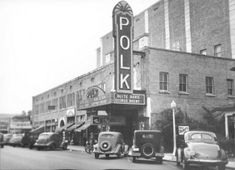 Scotty Moore - The Polk Theater - Lakeland, FL  Links to info on the Polk Theater