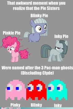So I'm not into that my little pony crap but my sister is so I'm gonna show her this