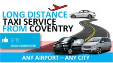 Booking your Coventry to London taxi service or to heathrow airport could not be more simple. We have the cheapest taxis in coventry UK going on long distance taxi journeys everyday aswell as large 6/7 seater cabs to Birmingham airport. Call our taxi office today on 07933660089 for a taxi quotation.