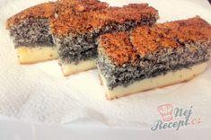 Fantastická buchta ČUM-NA-DRÁT | NejRecept.cz Cheesecake, Food, Cheesecakes, Essen, Meals, Yemek, Cherry Cheesecake Shooters, Eten