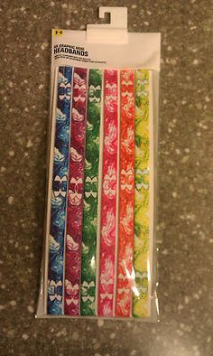 UNDER-ARMOUR-HEADBANDS-MARBLED-BLUE-PURPLE-GREEN-RED-ORANGE-AND-YELLOW
