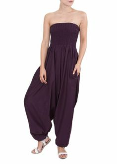 Cotton Maxi Harem Pants Romper Jumpsuit Purple likemary,http://www.amazon.com/dp/B00CZ7W8OW/ref=cm_sw_r_pi_dp_w9smtb1JR4BVJ9K5