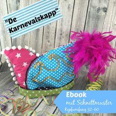 "E-Book ""De Karnevalskapp"" Narrenkappe von Malamü auf DaWanda.com"