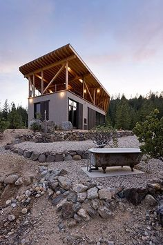 Pictures - Mountain House - Photo: Iwan Baan - Architizer