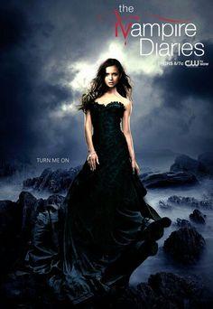 Elena Gilbert - The Vampire Diaries The Vampire Diaries, Vampire Diaries Poster, Vampire Diaries Outfits, Vampire Diaries The Originals, The Cw, Bonnie Bennett, Katherine Pierce, Elena Gilbert, Paul Wesley