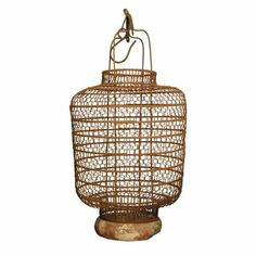antique asian wire lantern 1st dibs | Flickr – Compartilhamento de fotos!