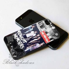 one direction midnight memories Design iPhone 4 by BlackShadows, $14.95