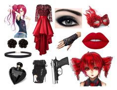 """""""Rei Sutcliff"""" by emmalineavery ❤ liked on Polyvore featuring Mikasa, Christian Pellizzari, Dsquared2, Erica Lyons, Humble Chic, Lipsy, Lime Crime, Masquerade and grellsutcliff"""