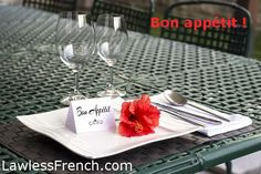 Bon appétit ! Essential French expression - https://www.lawlessfrench.com/expressions/bon-appetit/