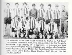 """Dean Walton on Twitter: """"The Young Ones! #WBA 1967 - nearly all went on to play league football. https://t.co/zrQwqgl21A"""""""