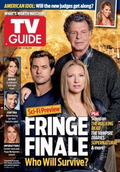 TV Guide, Jan. 14-20, 2013