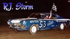 RJ Storm at Beaver Dam Raceway by NKnight61 on DeviantArt Beaver Dam, Old Race Cars, Dirt Track Racing, Checkered Flag, Old Skool, Back In The Day, Car Pictures, Cool Cars, Antique Cars
