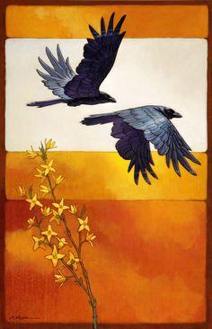 Craig Kosak Raven Clan