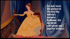 Lyrics from 'Lemonade' by Beyoncé with Disney movies